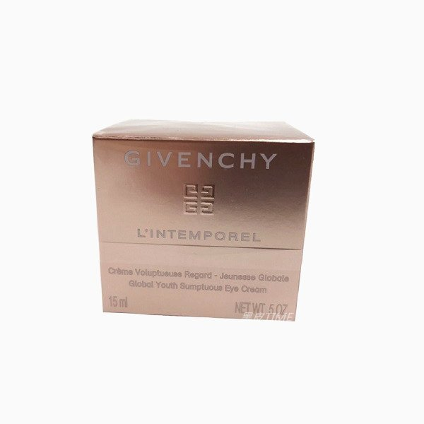 GIVENCHY 紀梵希 極致修護眼霜 15ML 黑皮TIME 22028