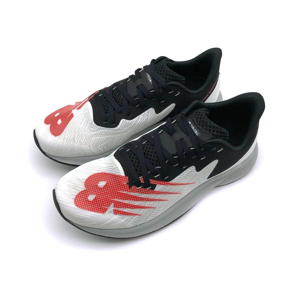 New Balance FUELCELL 男 慢跑鞋 米白橘