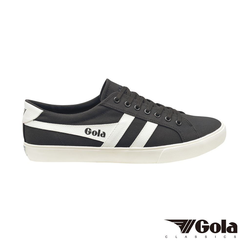 Gola Varsity 男 帆布鞋 黑白
