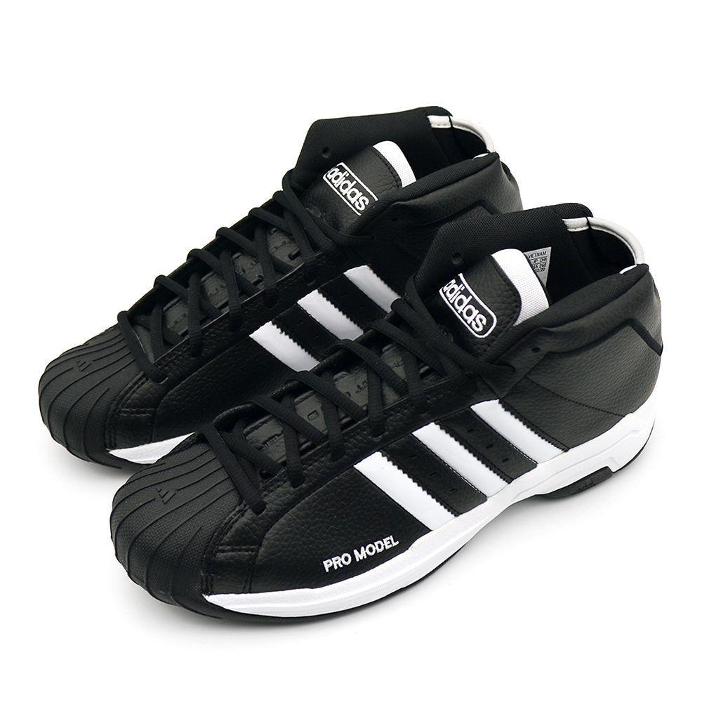 ADIDAS Pro Model 2G 男 籃球鞋 黑