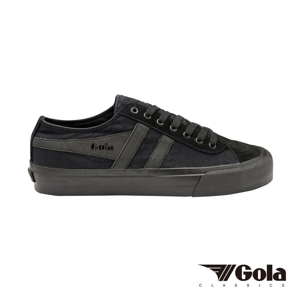 Gola Quota III 男 帆布鞋 黑