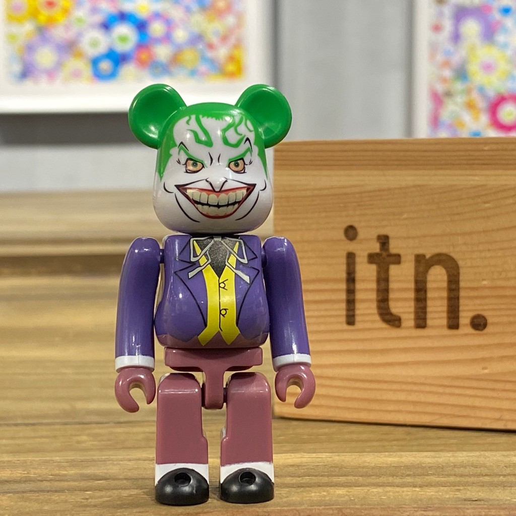 BE@RBRICK 38代 Series38 小丑 Joker 100%