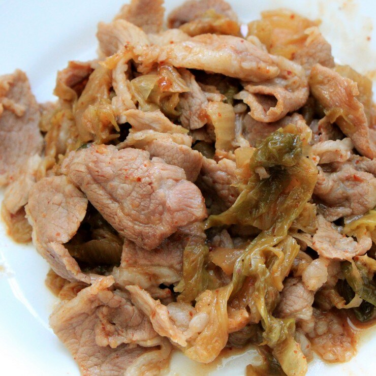 韓式泡菜 直接使用 佐菜  湯鍋  炒飯麵 包水餃 可自由發揮的 900g  10%
