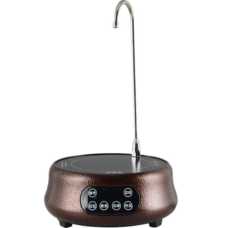 晟窯自動上水電陶爐煮茶器茶爐靜音大功率銅銀鐵壺玻璃燒水壺家用