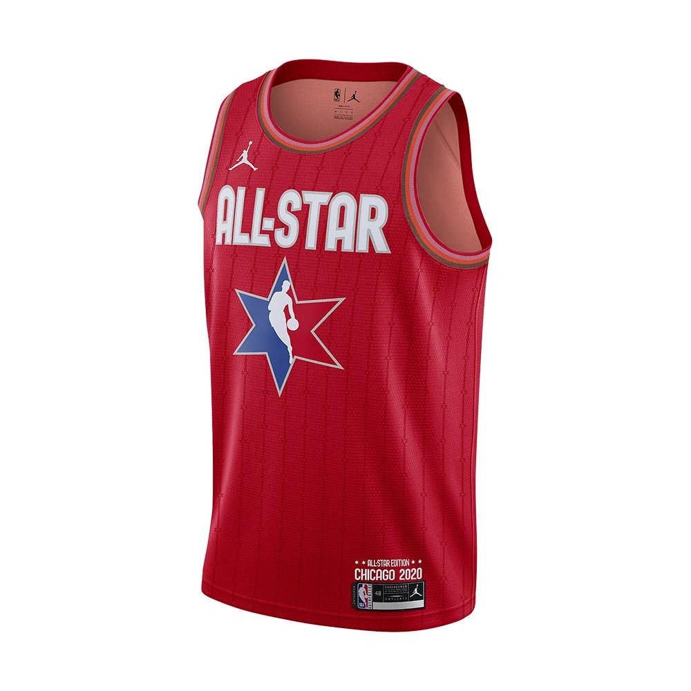 NIKE SWGMN球衣 2020 All Star Game LeBron James 紅色