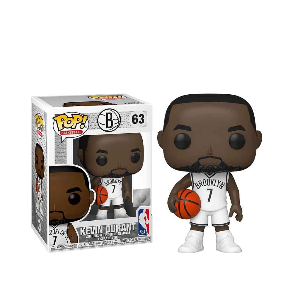 Funko POP NBA 大頭公仔 籃網隊 Kevin Durant