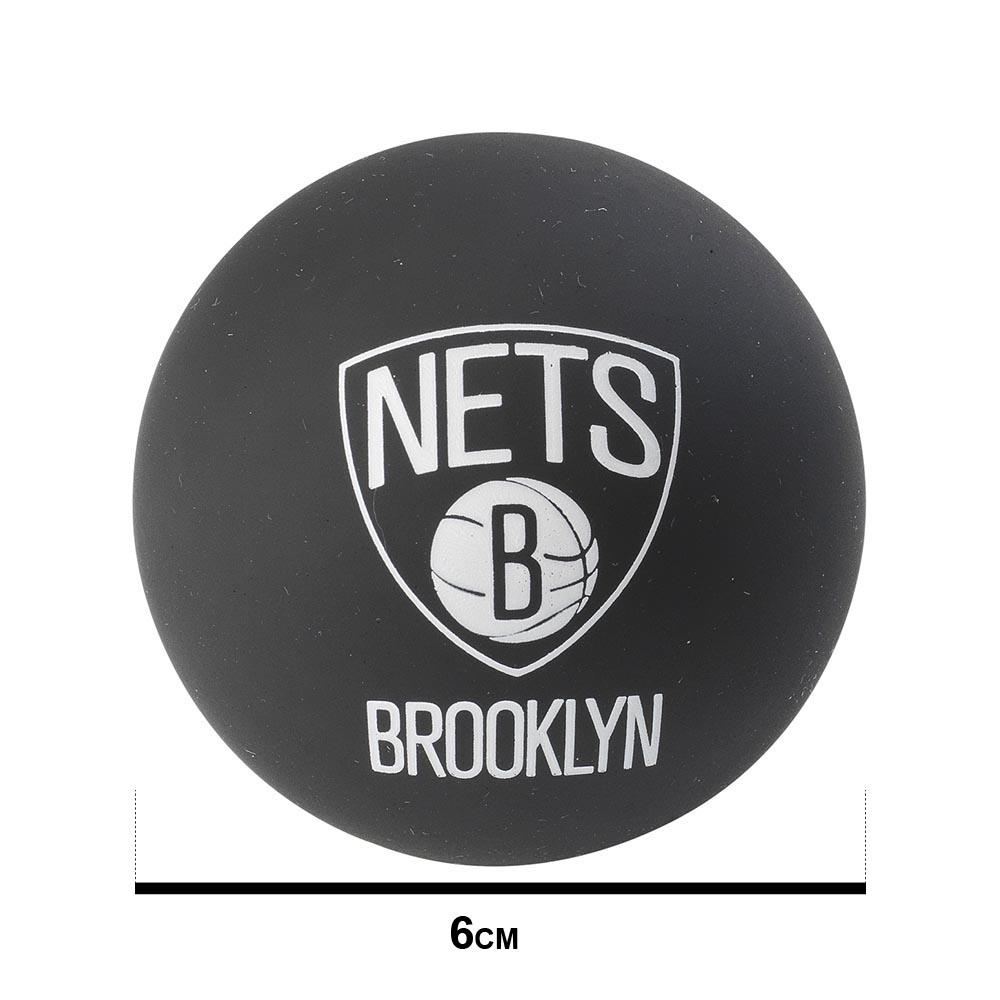 SPALDING 斯伯丁 NBA 超彈力小球 籃網隊