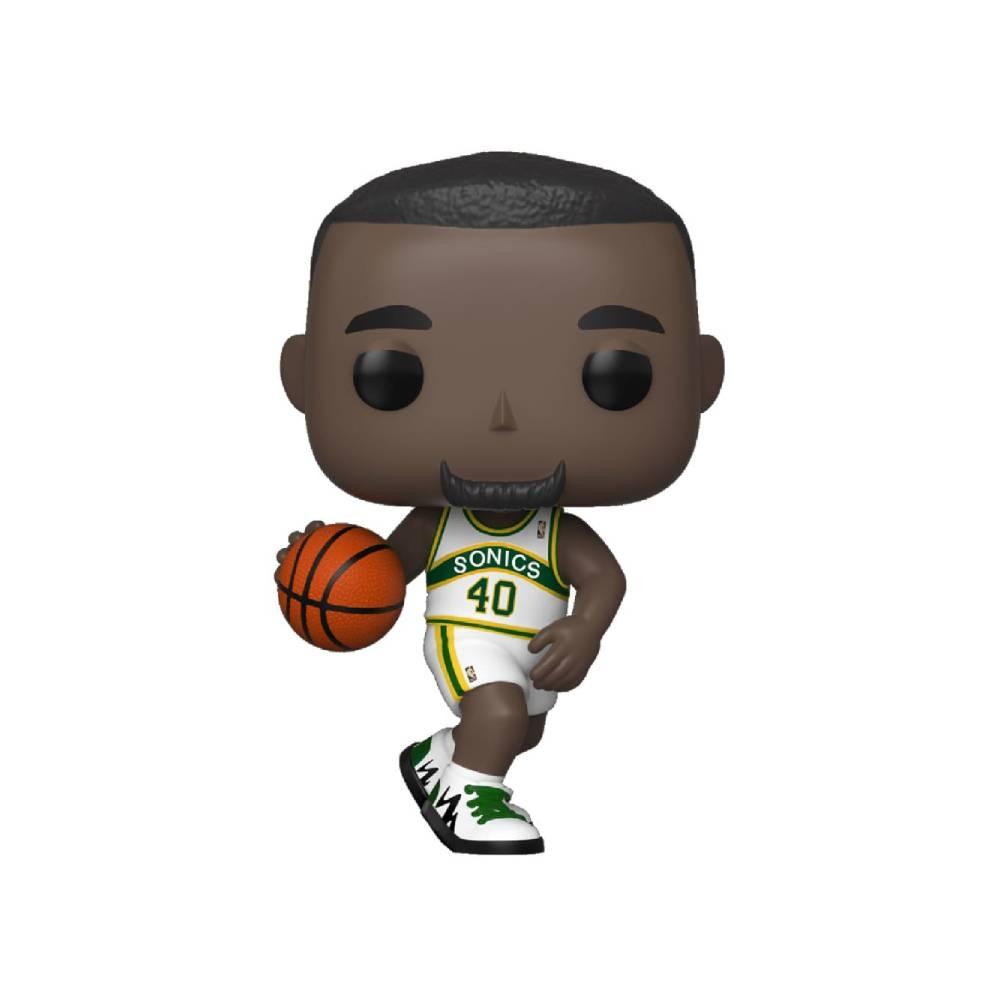 Funko POP NBA 大頭公仔 超音速隊 Shawn Kemp