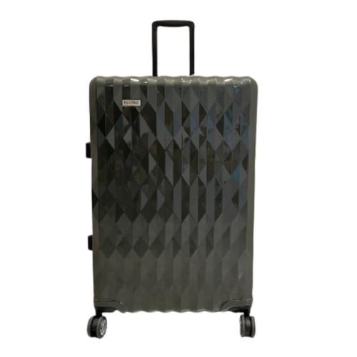 FUNWORLD鑽石鋁框行李箱29吋-鐵灰【福利品】