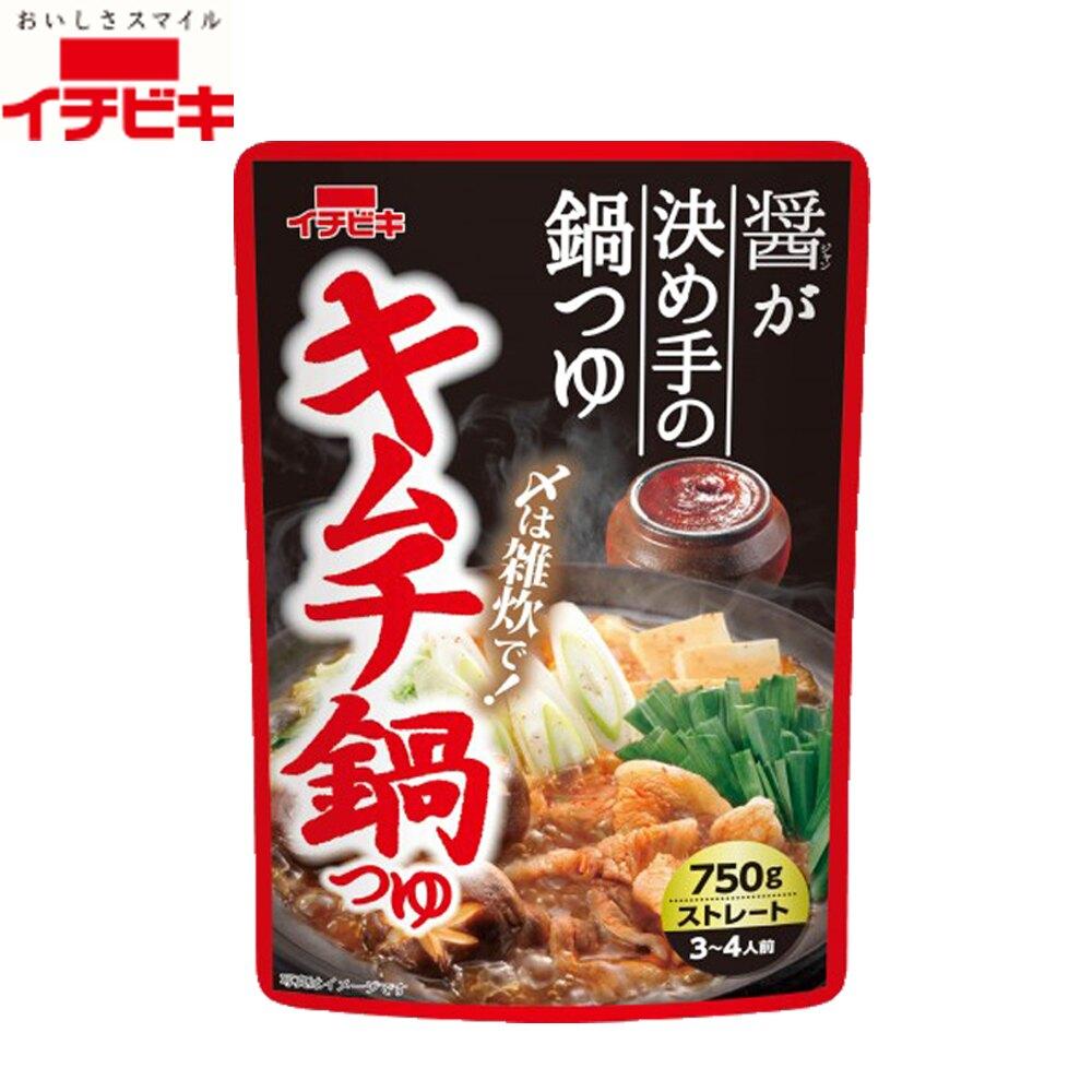 Ichibiki 泡菜火鍋湯底-750ml