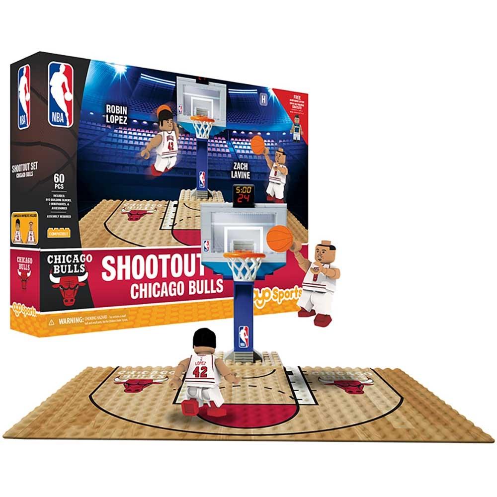 OYO Sports NBA 半場籃框組合 公牛隊