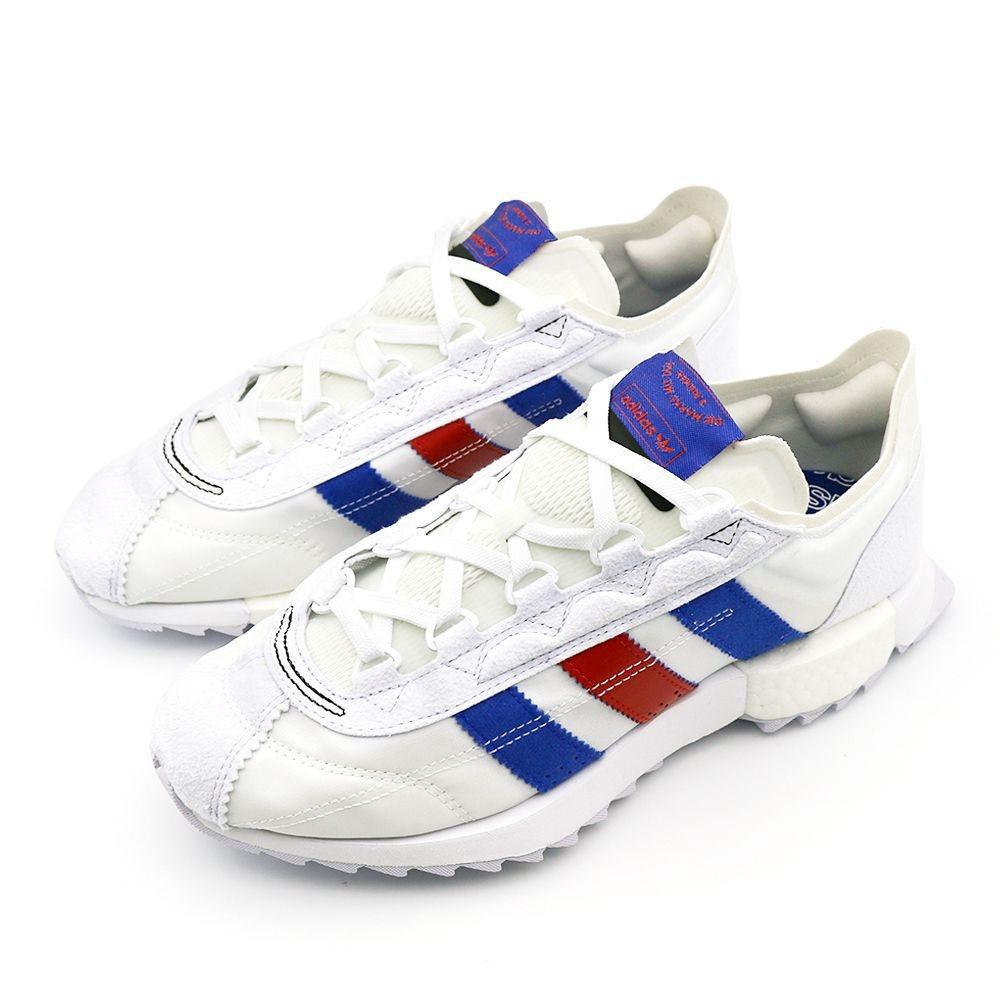ADIDAS  SL 7600 男 休閒鞋 白