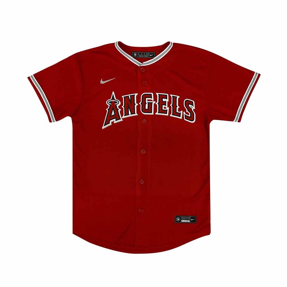 NIKE MLB 青少年 球衣 天使隊 #17 Shohei Ohtani