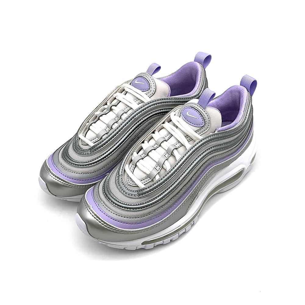 NIKE AIR MAX 97 SE 女 休閒鞋 銀紫
