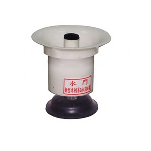 """DIY型地板防臭水門-1.5"""""""