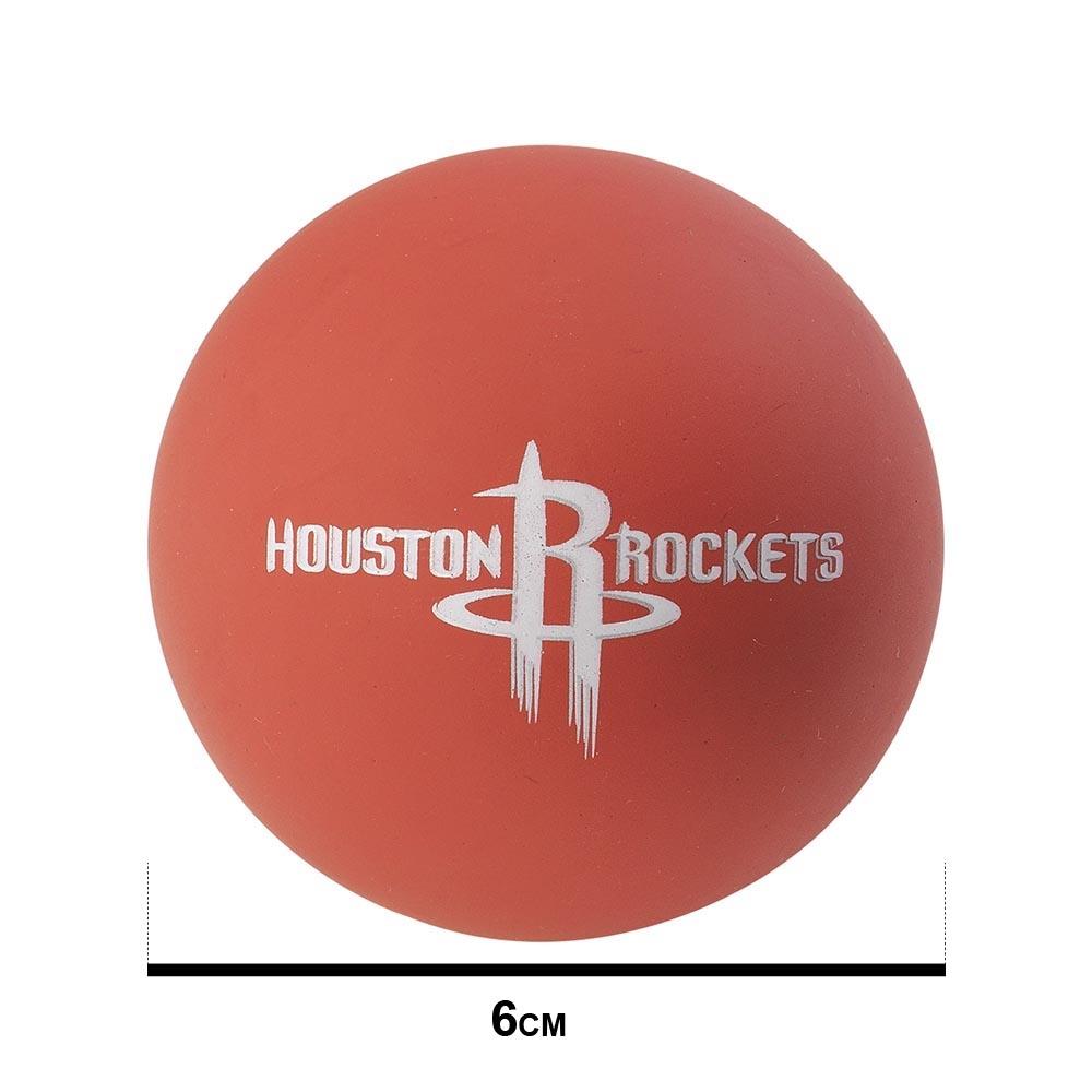 SPALDING 斯伯丁 NBA 超彈力小球 火箭隊
