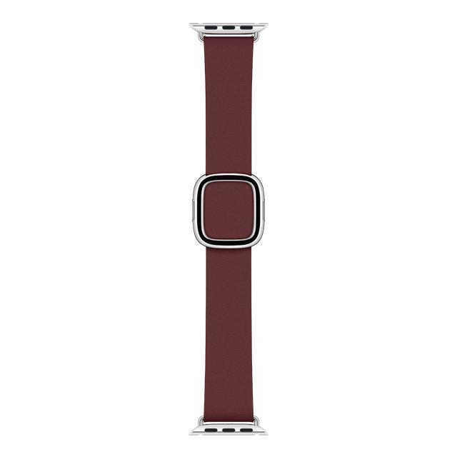 40mm Garnet Modern Buckle - Small 石榴石色時尚環扣錶帶 (MY632FE/A)
