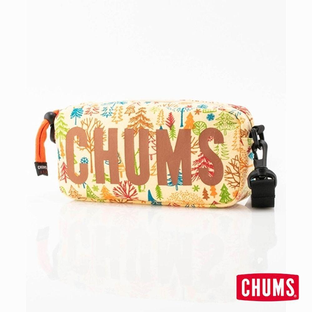 CHUMS Sweat Boat Logo 肩背包 印花/樹側背包 印花/樹