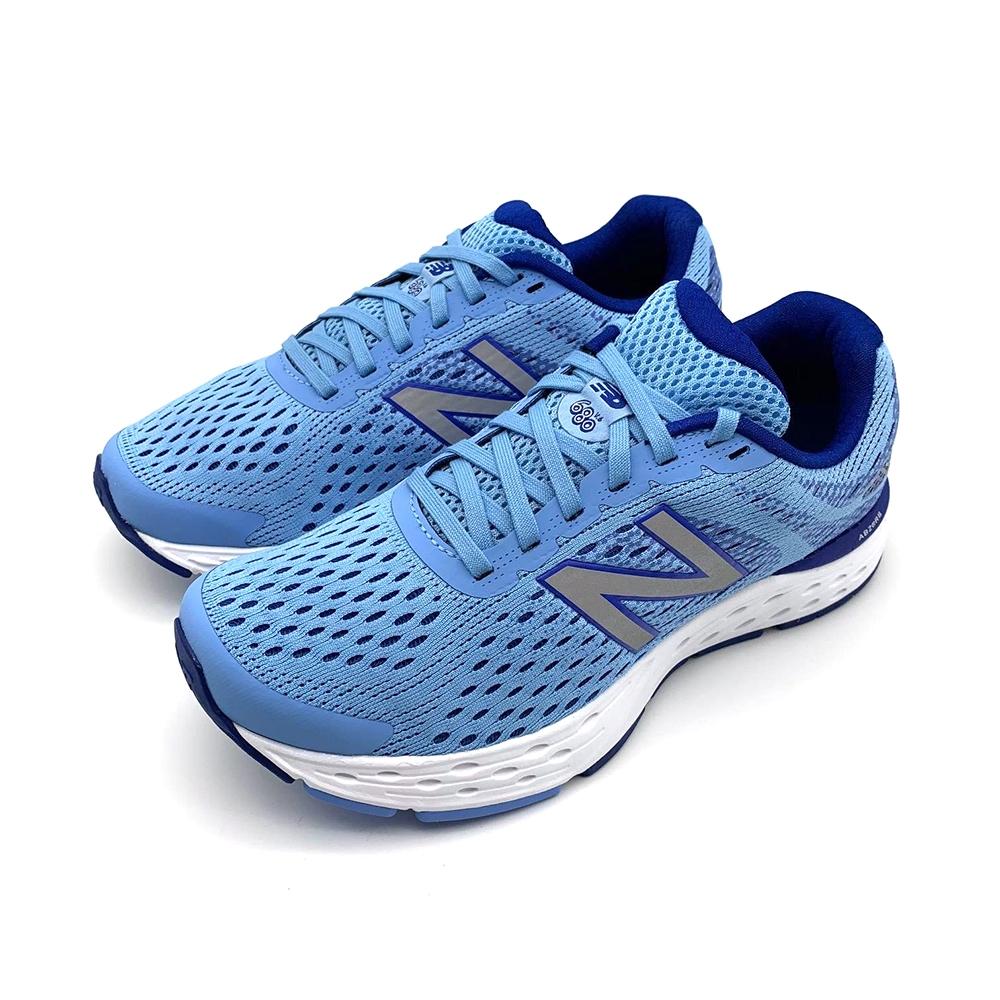 New Balance 680 系列 女 慢跑鞋 水藍