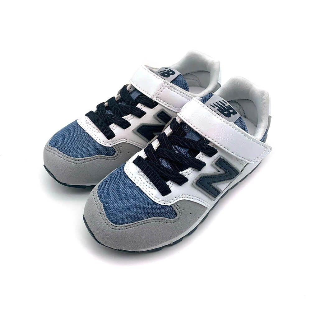 New Balance 996 系列 中大童 休閒鞋 藍灰