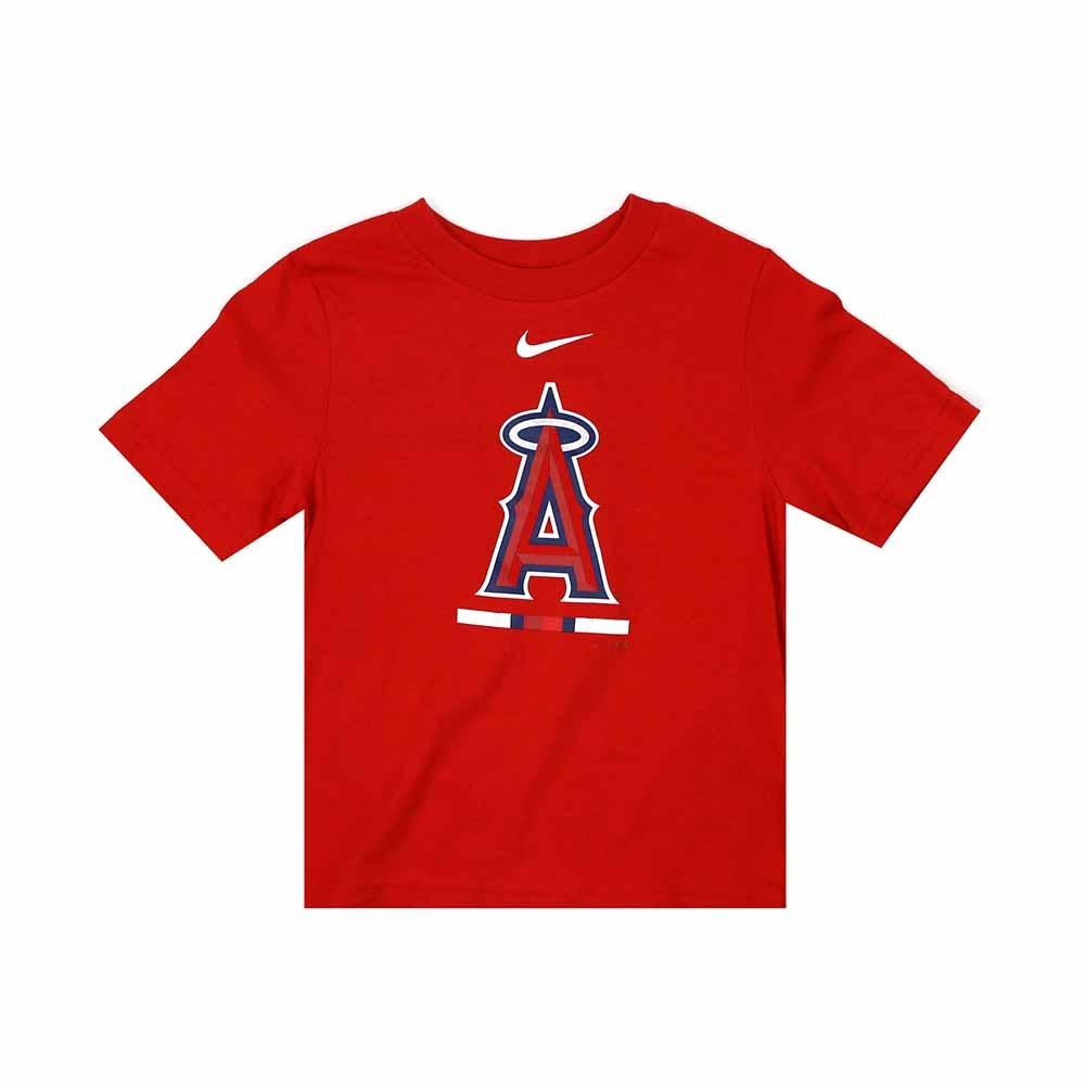 NIKE MLB 兒童 LOGO 短袖上衣 天使隊