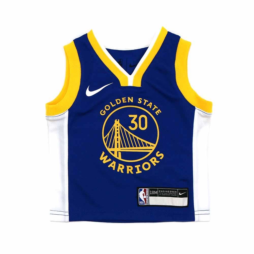 NIKE NBA 新生兒球衣 勇士隊 Stephen Curry
