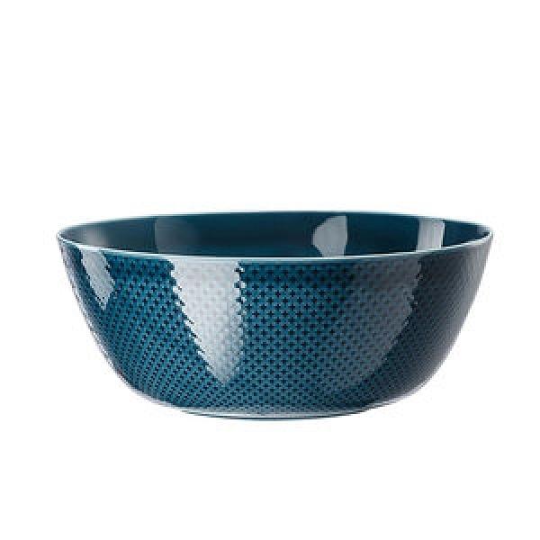 德國 Rosenthal Junto 服務碗26cm-共3色靛藍