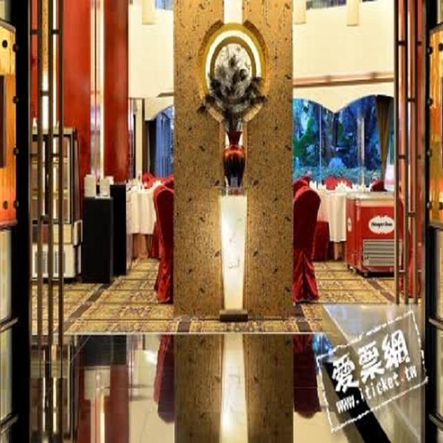 台中清新溫泉飯店天地一家中餐廳平日午餐券-一套兩張