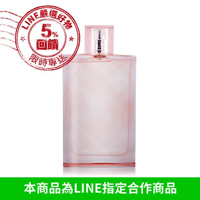 BURBERRY 粉紅風格女性淡香水(100ML)-TESTER