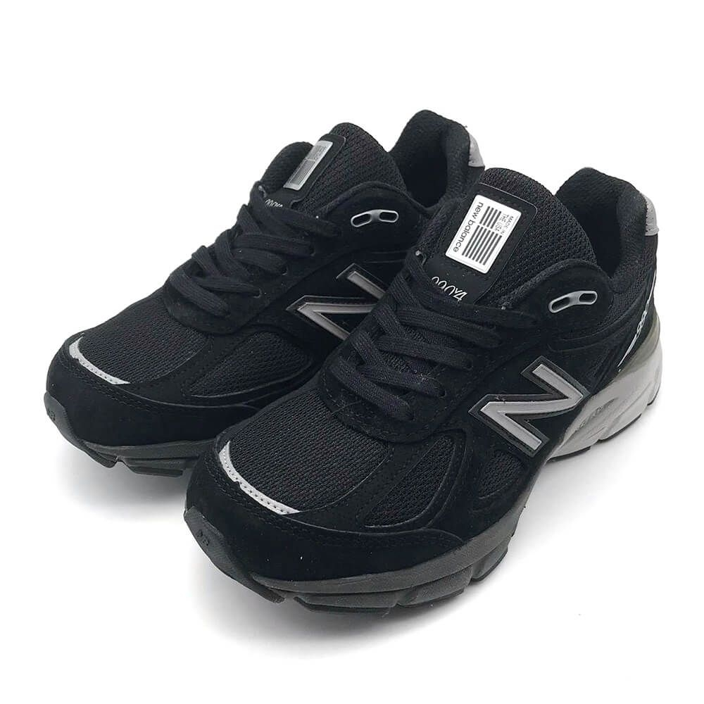 New Balance 990 系列 女 跑步鞋 黑