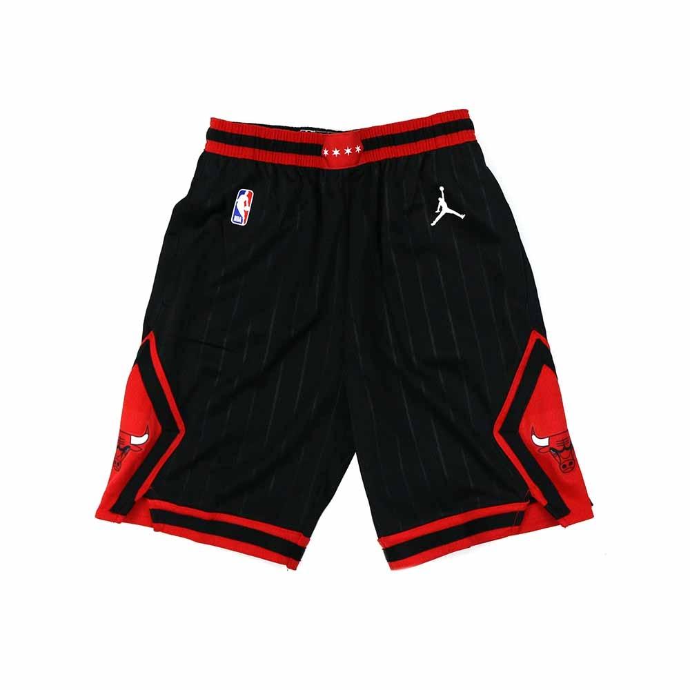NIKE NBA Statement Edition 青少年球褲 公牛隊