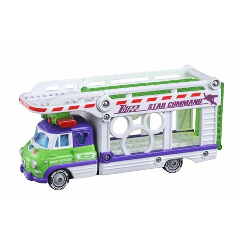 Tomica - TOMICA迪士尼小車運輸車-巴斯光年