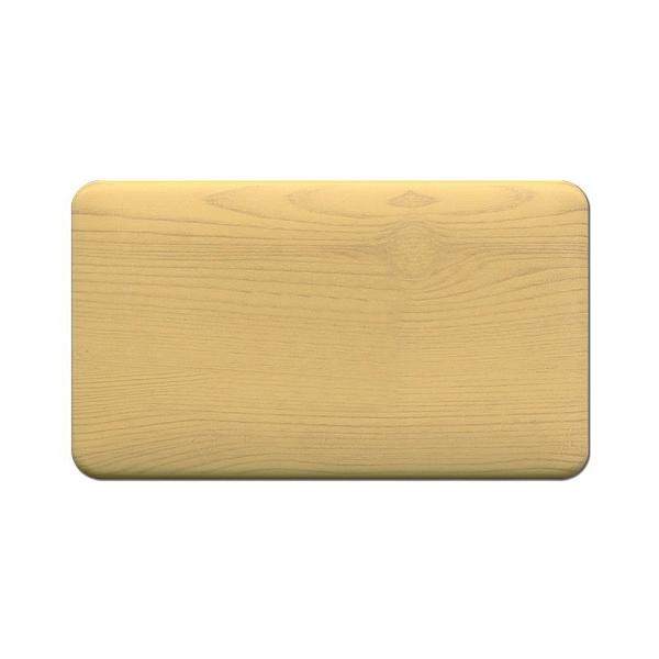 【朝日電工】 LS-3700K 檜木紋藝術蓋板(無孔) 3入