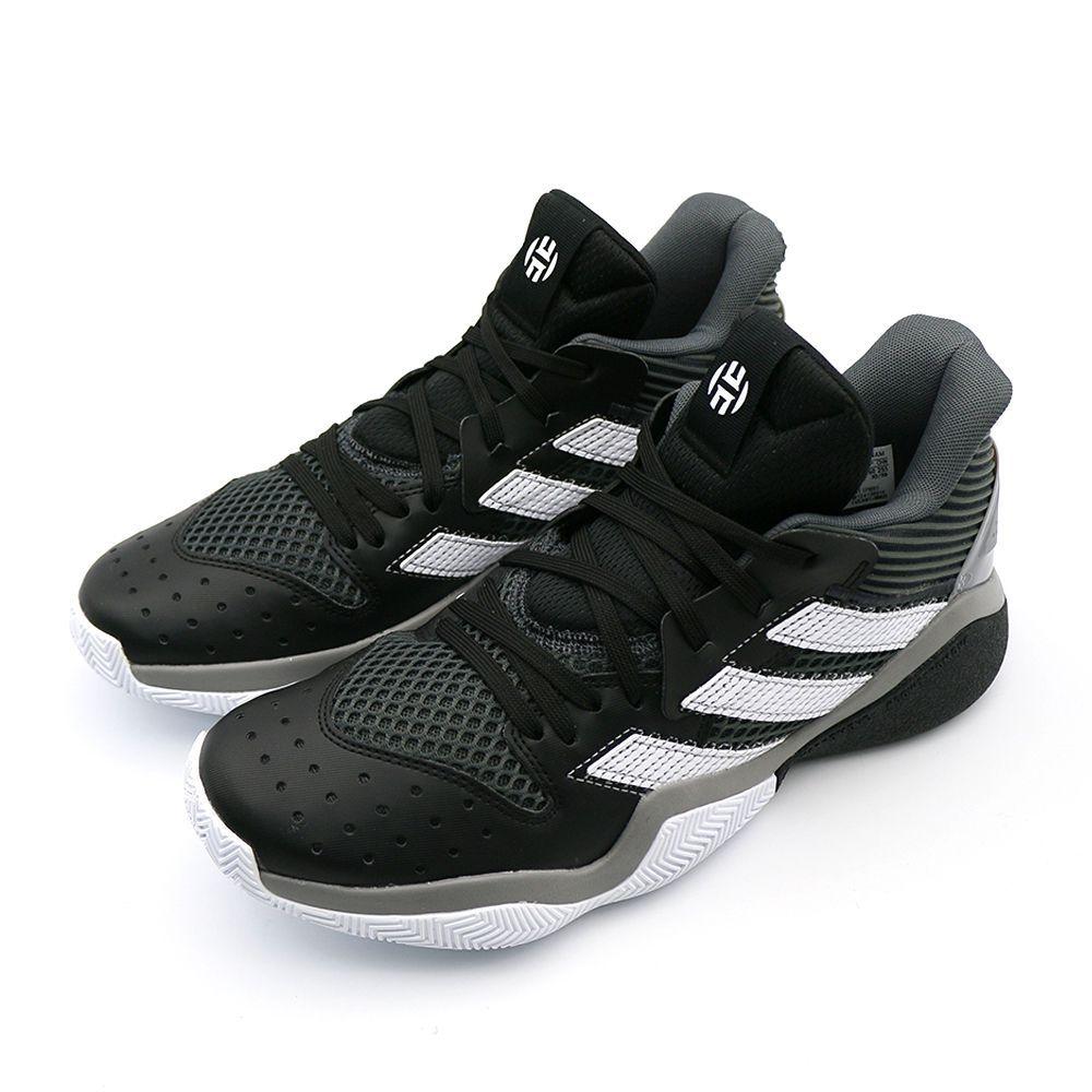 ADIDAS Harden Stepback 男 籃球鞋 黑灰