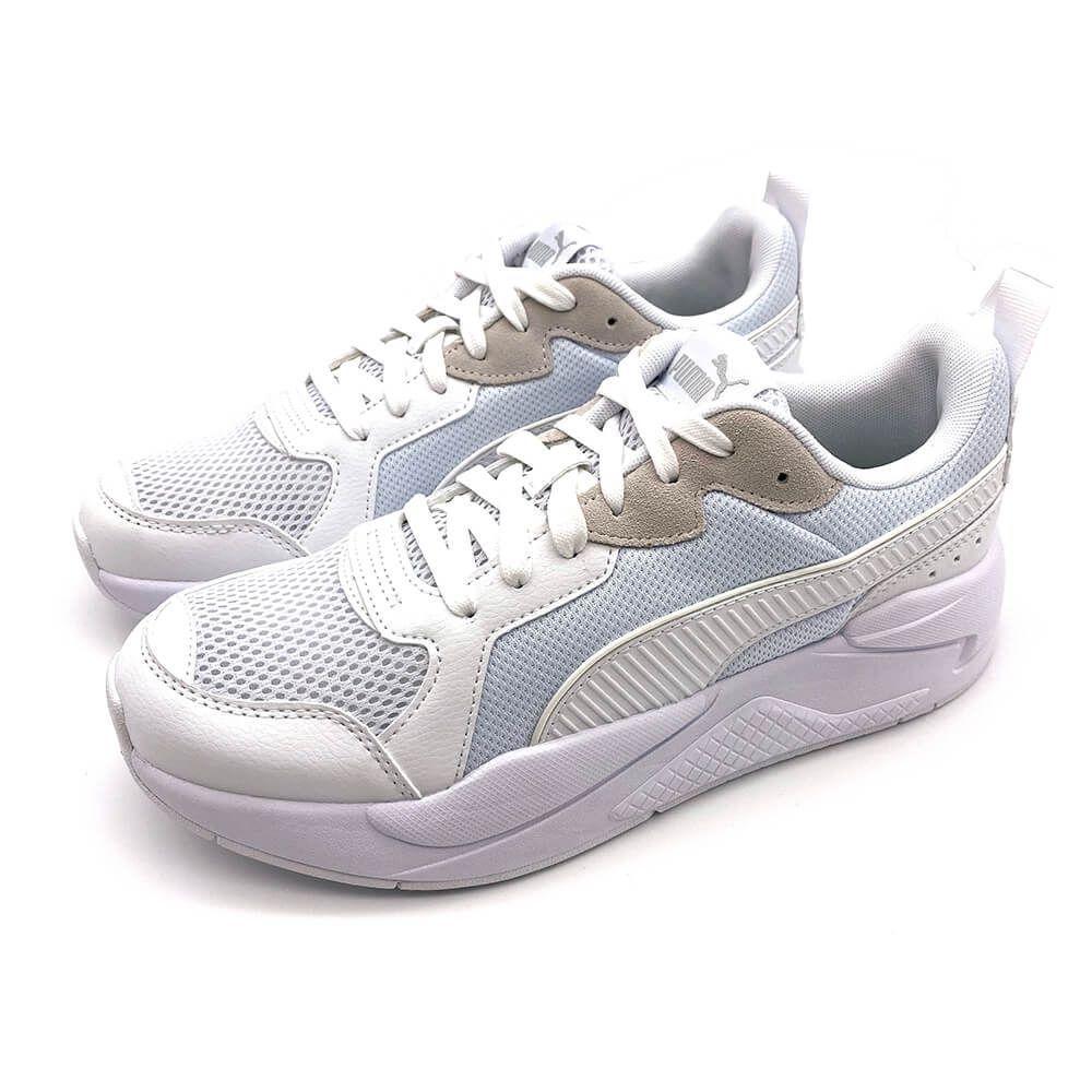PUMA X-Ray 男女 慢跑鞋 白