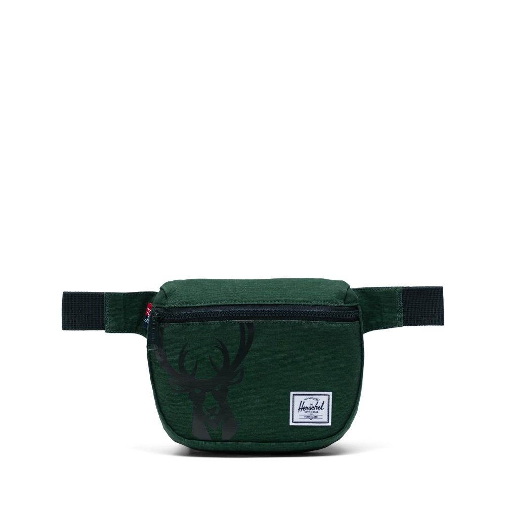 Herschel Supply NBA Fifteen 腰包/斜背包 公鹿隊