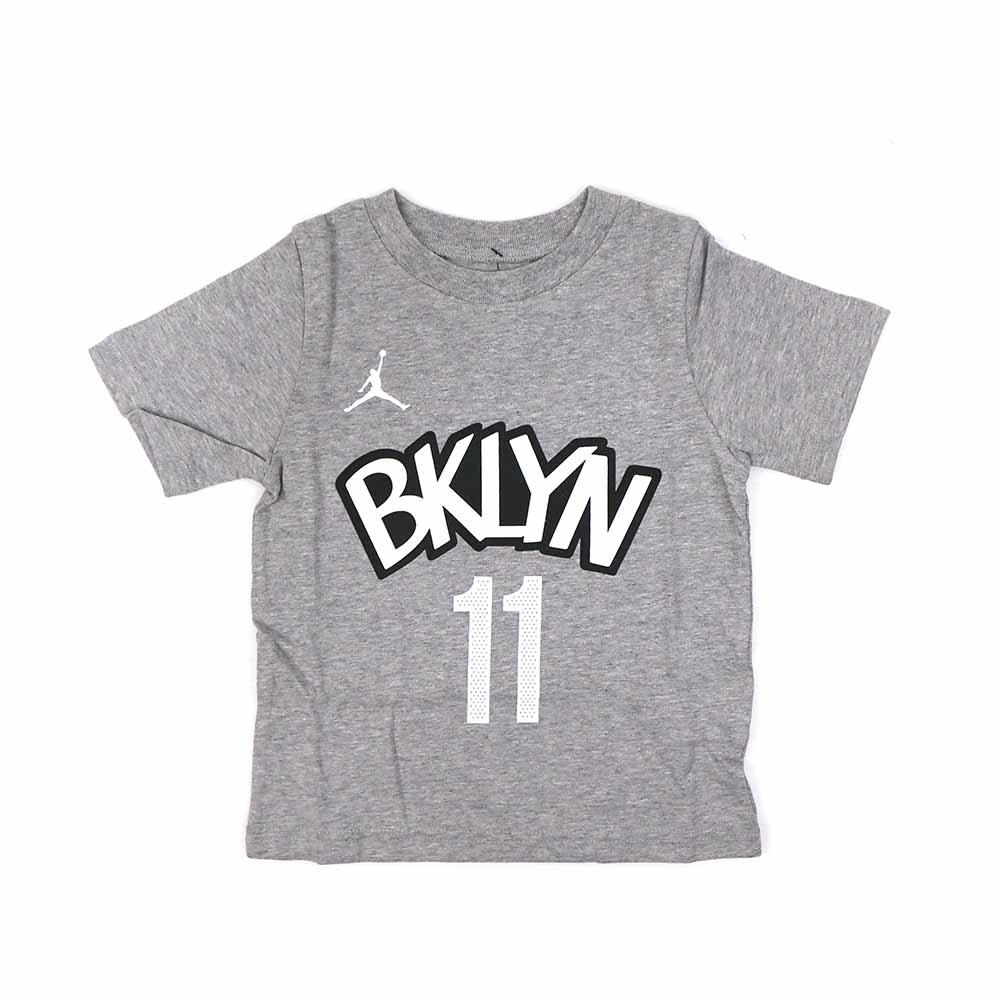 NIKE NBA Statement Edition 幼兒 短袖T恤 籃網隊 Kyrie Irving