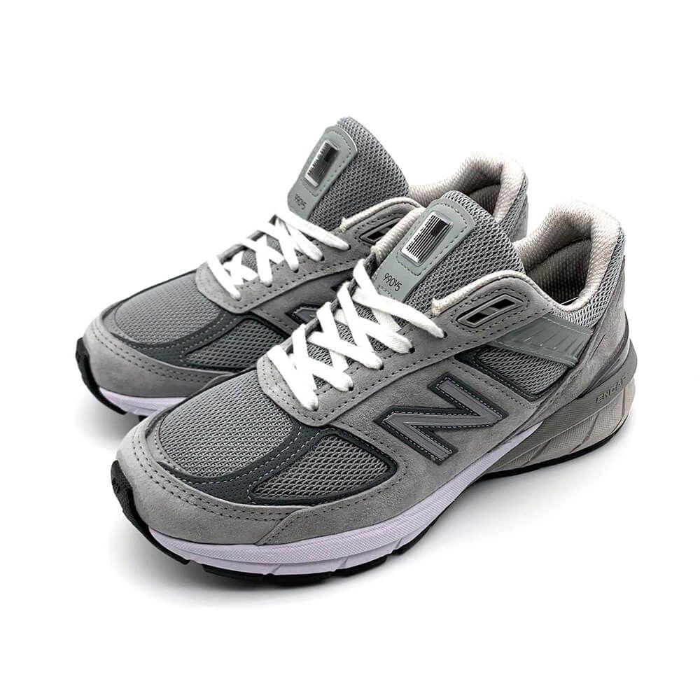 New Balance 990系列  男 復古鞋 灰色