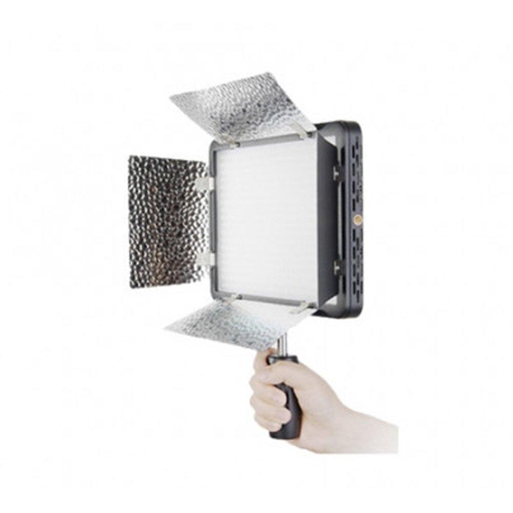 GODOX 神牛 LED500LRC 可調色溫 LED燈 攝影燈 ( LED500LR C,公司貨) 附遮光片