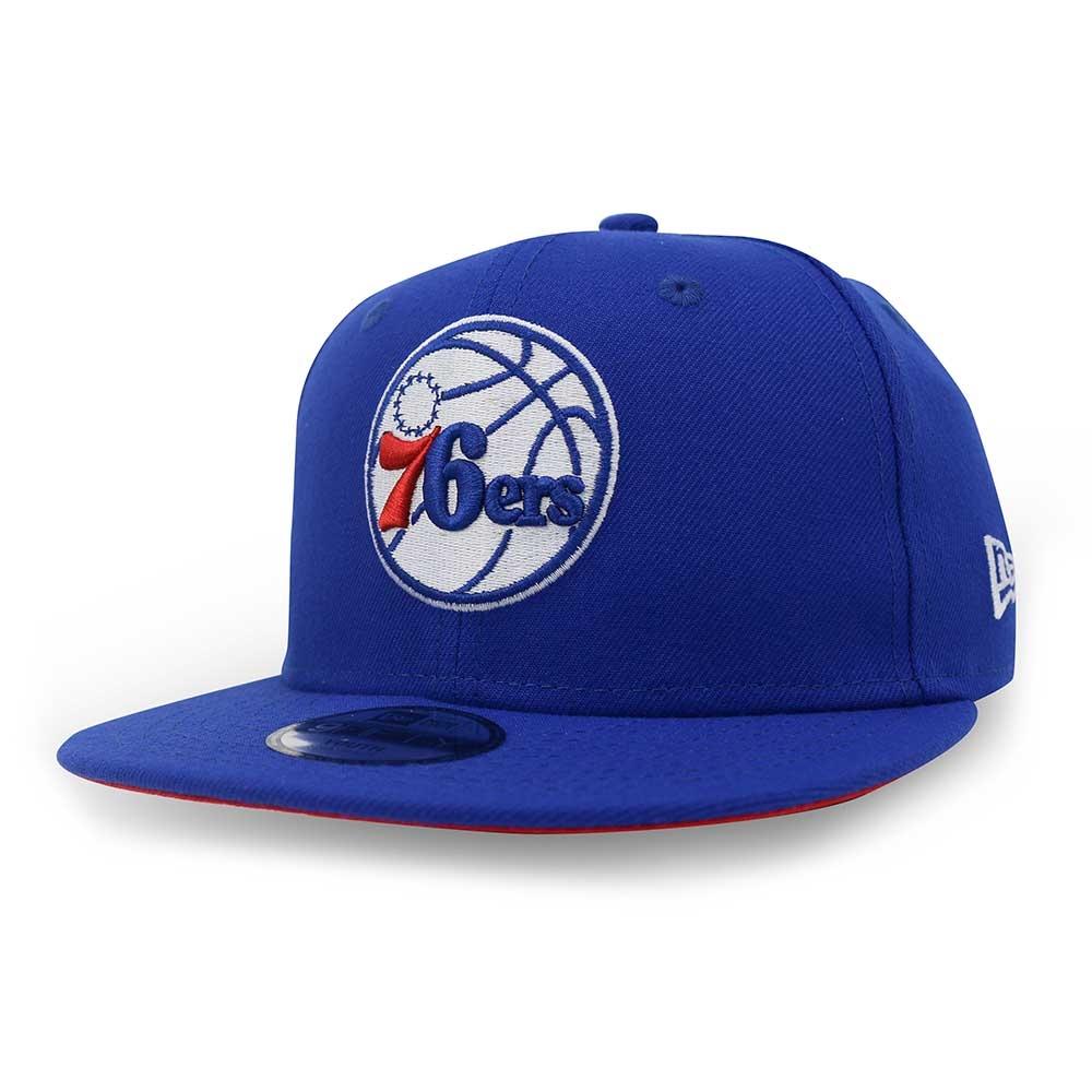 New Era 9FIFTY 950 兒童 NBA 親子系列隊徽帽 76人