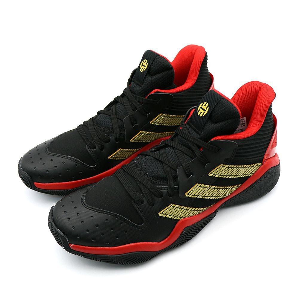 ADIDAS Harden Stepback 男 籃球鞋 黑紅