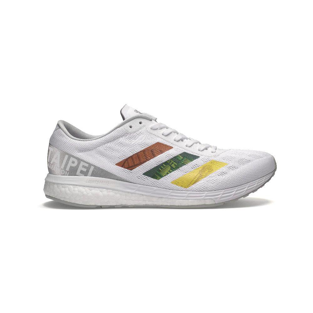 ADIDAS adizero Boston 9 男 慢跑鞋 白