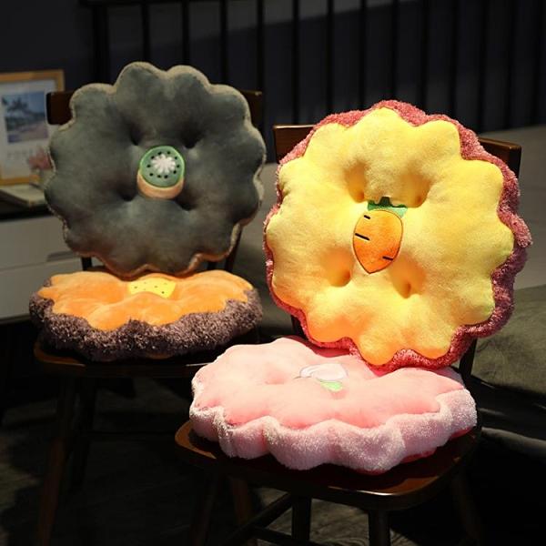 [花戀小舖][花戀小舖]代發坐墊地攤椅子靠墊榻榻米可愛in學生創意禮物毛絨玩具定制