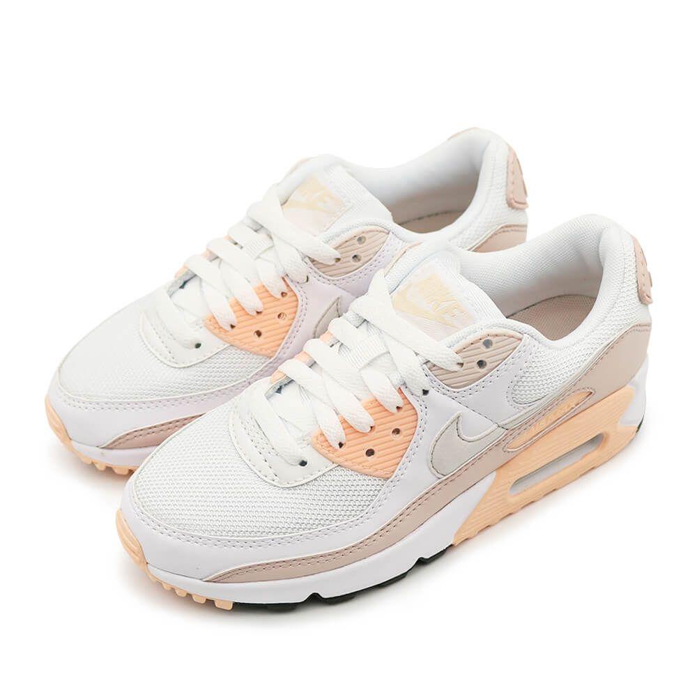 NIKE AIR MAX 90 女 休閒鞋 粉橘