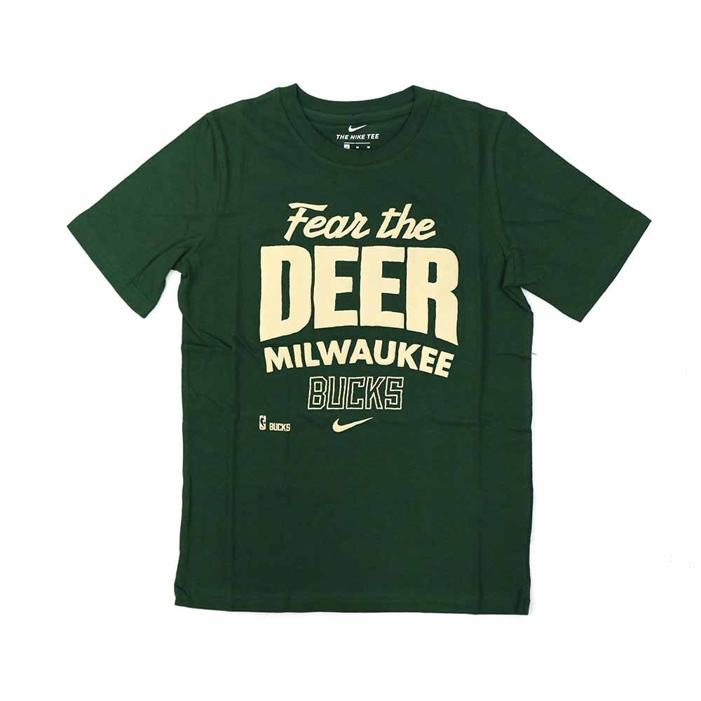 NIKE NBA MANTRA 青少年 短袖T恤 公鹿隊
