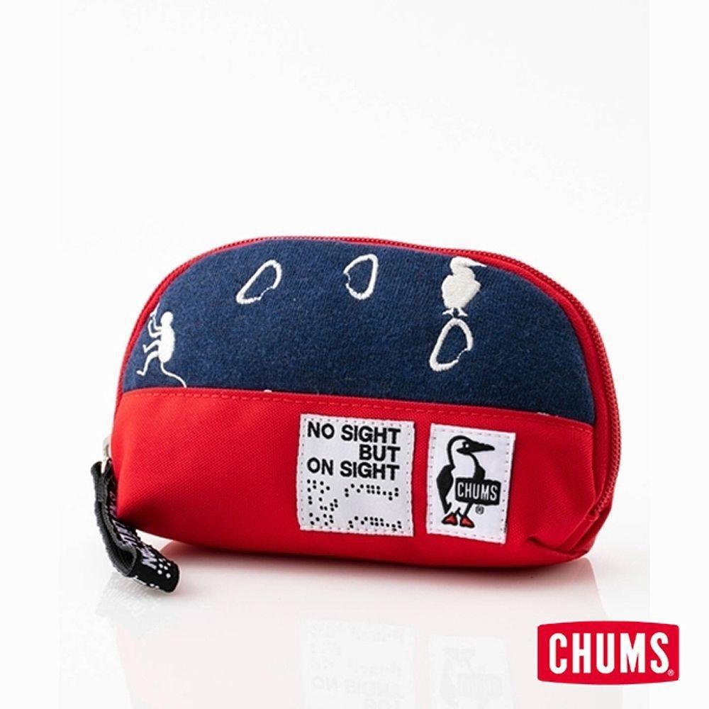 CHUMS 18 Monkey Magic 收納包 深藍