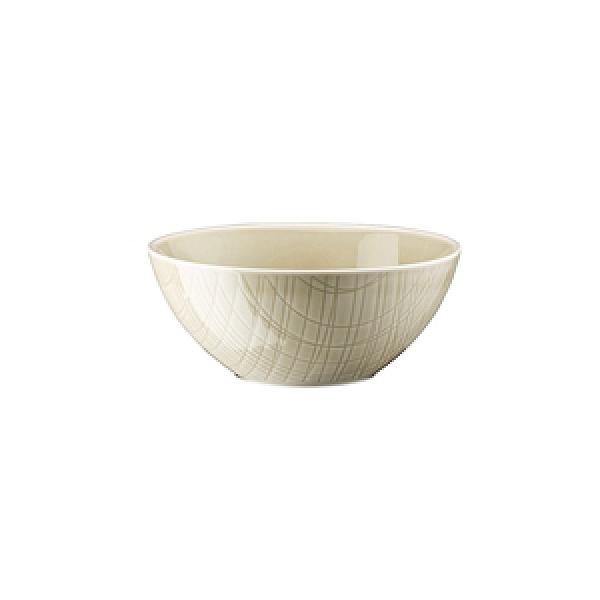 德國 Rosenthal Mesh圓碗14cm-共3色奶油白