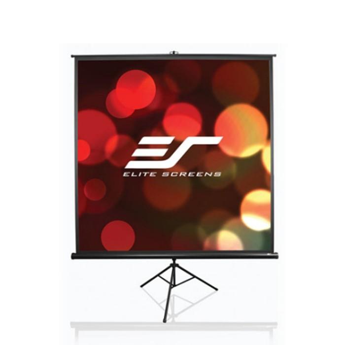 Elite Screens 億立 T120UWH 可攜型三腳支架幕 Tripod系列 公司貨享保固《名展影音》