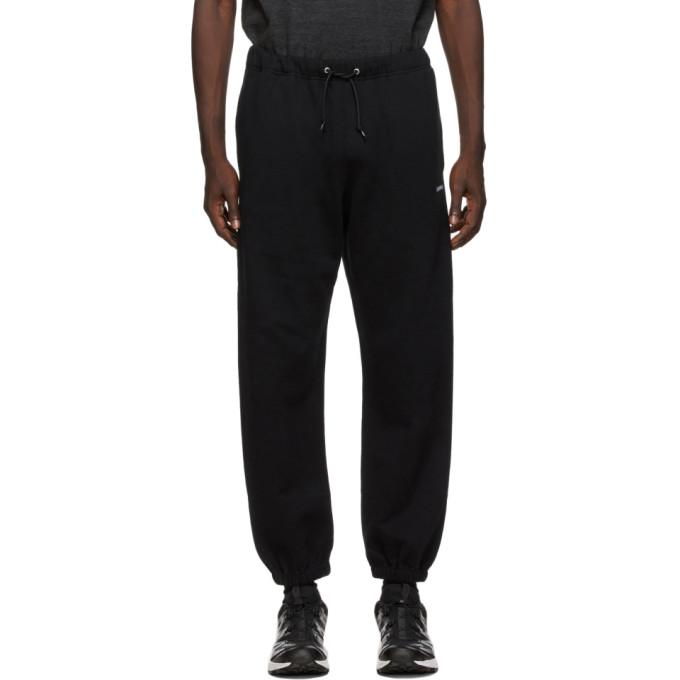 Neighborhood 黑色 Mil-P 运动裤