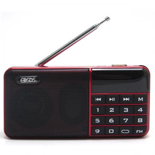 MP3多媒體播放器(支援TF+USB)